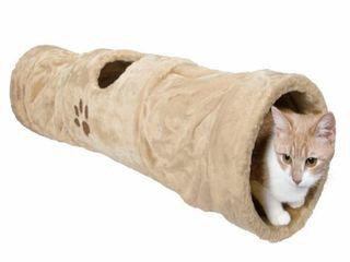 Зачем кошкам туннель