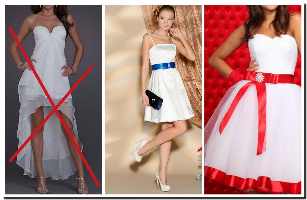 Можно ли белое платье одевать на свадьбу