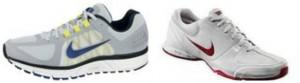 кроссовки для бега и фитнеса