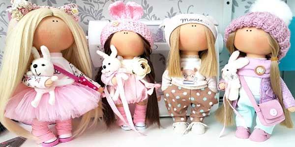 кукла тильда, мастер класс