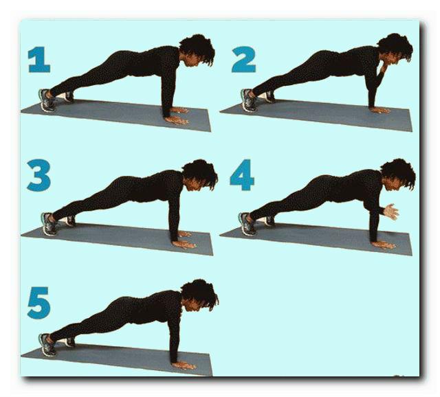12 эффективных упражнений фитнес дома