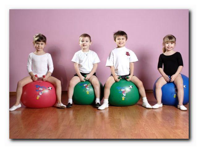 рекомендации физической активности детям