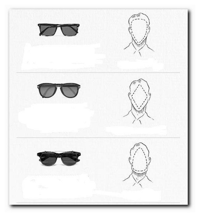 выбор очков по форме лица