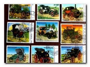 как хранить марки почтовые