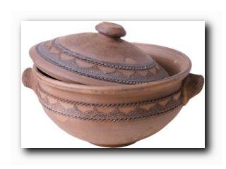 глиняная керамическая посуда