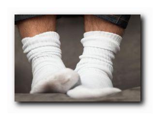 чем отбелить носки