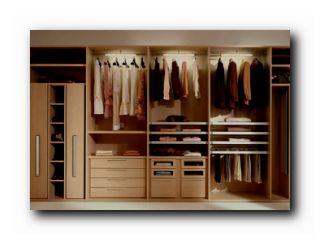 индивидуальные гардеробные