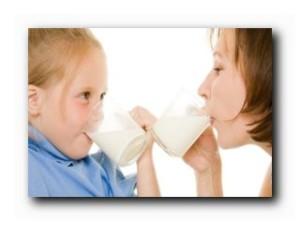 молочные продукты перед сном