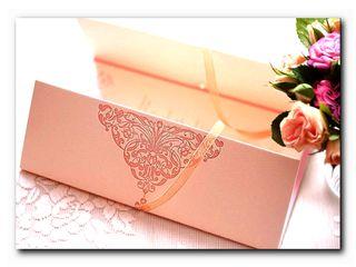оформление свадебного приглашения