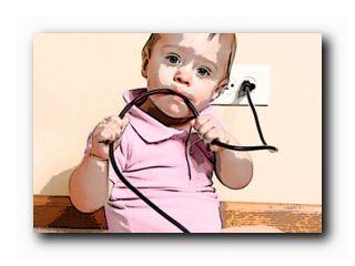 домашние опасности для детей