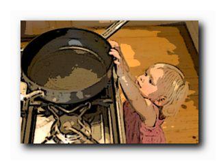 опасность для ребенка дома