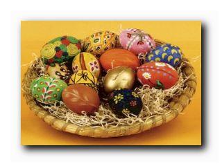 празник Пасхи в школе