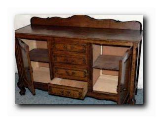 реставрация недорогой мебели