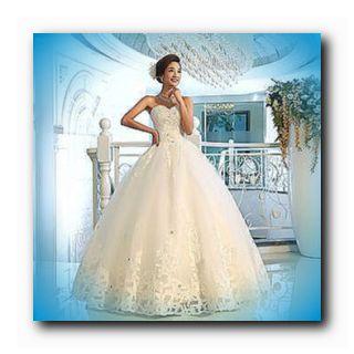 свадебное платье pollardi.ru пышное