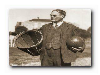 возникновение игры баскетбол
