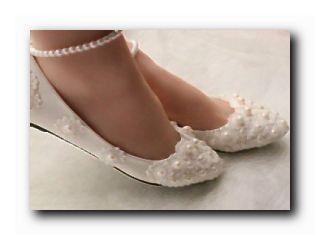 выбрать свадебную обувь