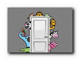 как выбрать дверь в детскую