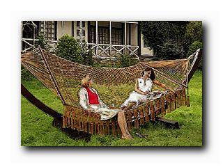 польза отдыха на свежем воздухе
