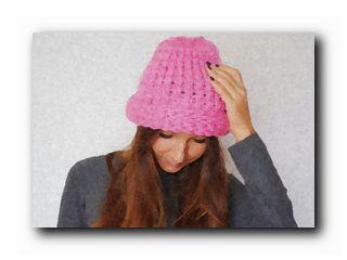 как стирать вязанные шапки