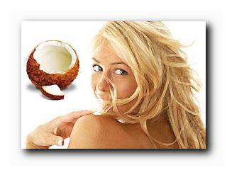 кокосовое масло для укладки волос