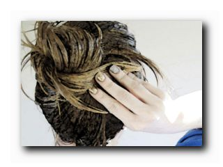 маска роста волос кокосовым маслом
