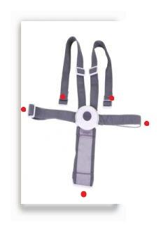 стульчик для кормления безопасность