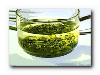 польза зеленого чая здоровья