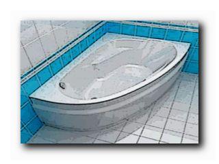 чистка ванны из акрила