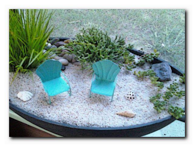 цветоводство мини сады