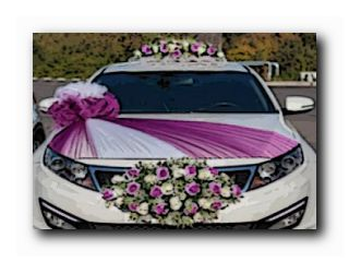 заказать свадебную машину