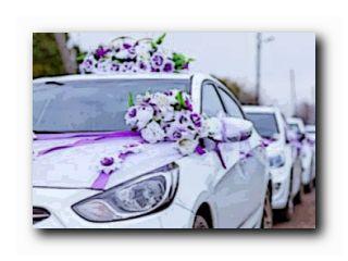 заказать свадебный кортеж