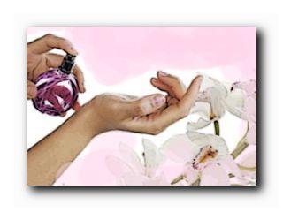 применение парфюма