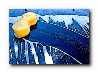 вымыть машину правильно