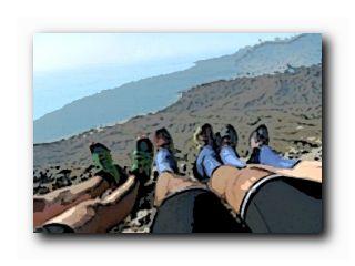 потеют ноги у туристов