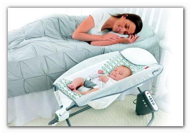 качели люлька для новорожденных