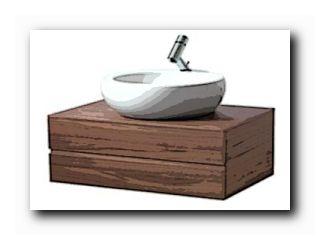 мебель для ванной тумба под раковину