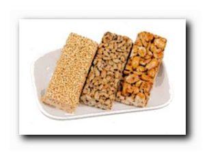 польза кунжута и орехов