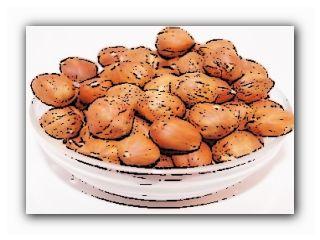 польза ореха фундук