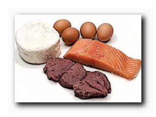 правильное белковое питание