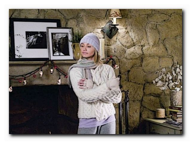 одежда дома зимой