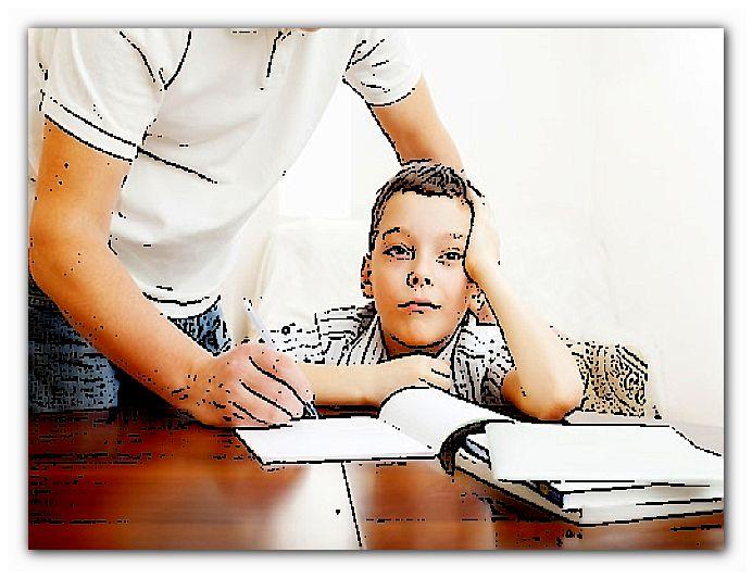 синдром ленивого ребенка