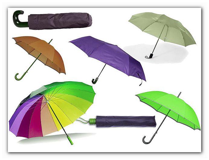 правильно выбирать зонт мужской и женский