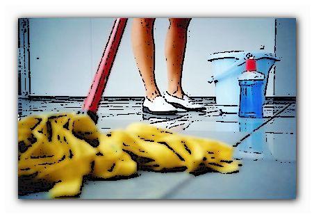 уборка перед продажей квартиры