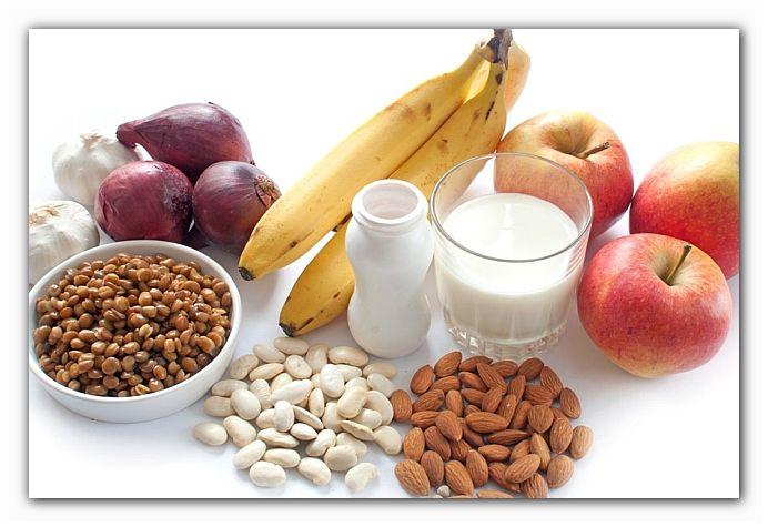 полезные пробиотики продукты