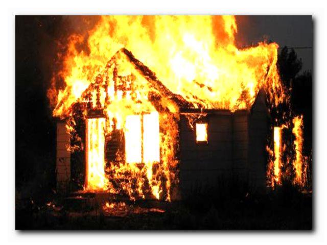 система оповещения о пожаре