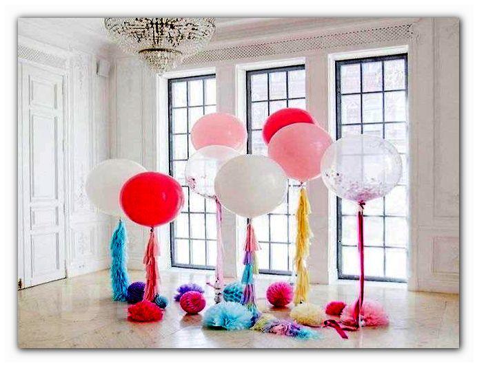 шары для праздника