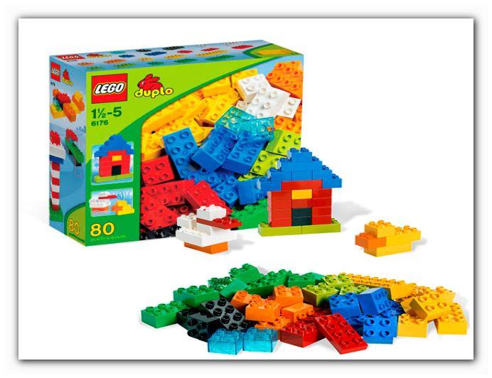 популярный конструктор lego
