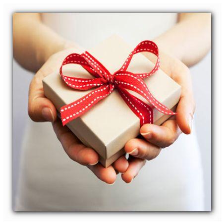 упаковать подарок для транспортировки