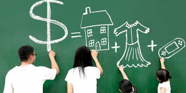 методы семейного бюджета