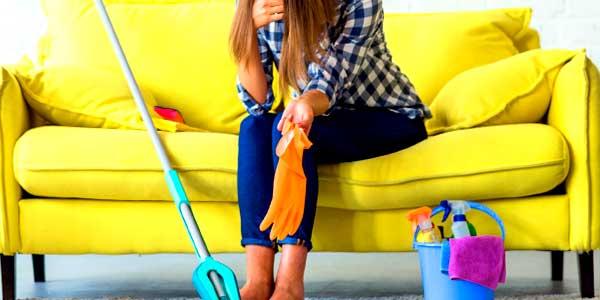 советы по уборке квартиры